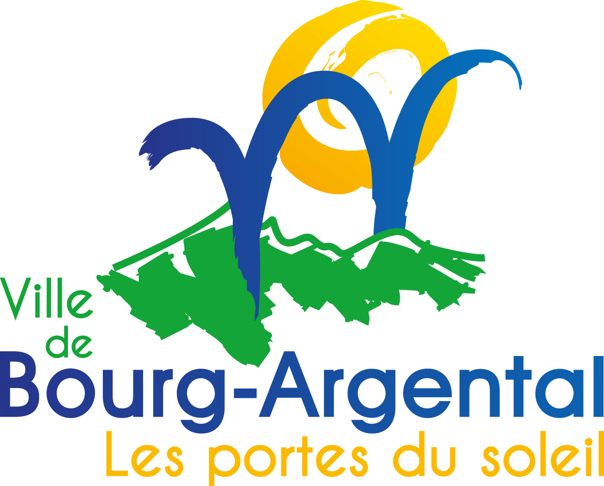 Logo Bourg Argental
